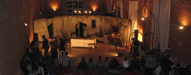 Théâtre à l'Orangerie