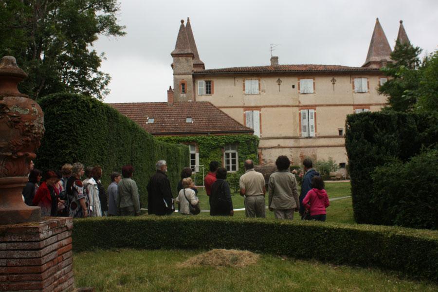 Visites du château de Rochemontès