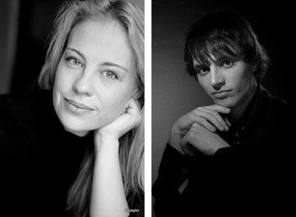 Orianne Moretti et Ilya Rashkovskiy