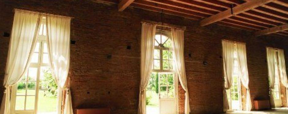 Fenêtres de l'Orangerie de Rochemontès